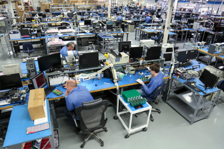 Best Electronics Contract Manufacturer
