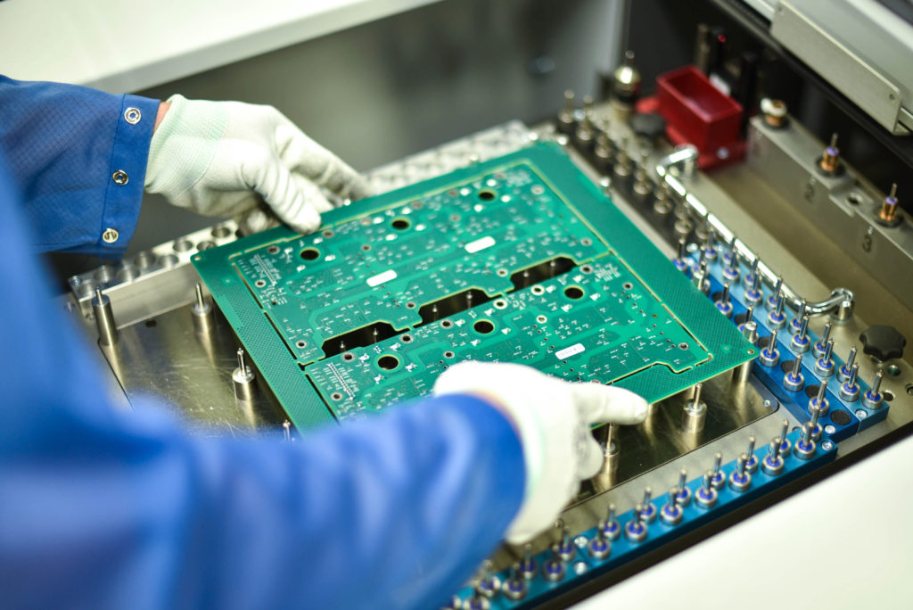 Electronic Contract Manufacturer in the US
